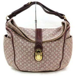 Auth Louis Vuitton Romance Shoulder Bag #3968L20